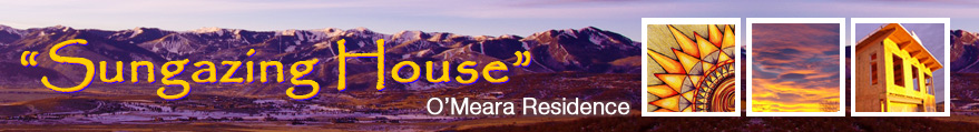 O'Meara Residence, Sungazing House